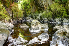 The Fairy Glen Royalty Free Stock Photos