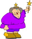 Fairy Godmother Royalty Free Stock Image