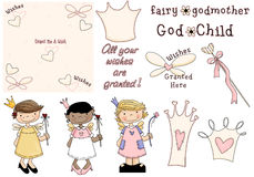Fairy Godmother Stock Images