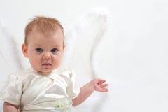 Fairy gridante Fotografia Stock Libera da Diritti
