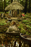 Fairy house (fisherman's house) Stock Photos