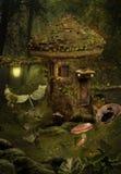 Fairy house Royalty Free Stock Photos
