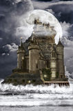 Fairy house (rock) Stock Photo