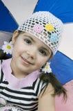 Fairy inocente da mola Fotos de Stock Royalty Free