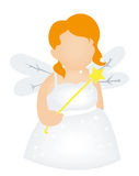 Fairy Kid Icon Royalty Free Stock Photos