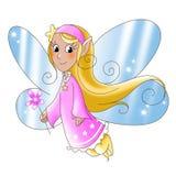 Fairy lady Royalty Free Stock Photography