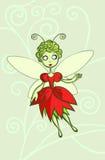 Fairy lady Royalty Free Stock Photo