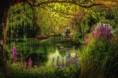 Free Fairy Lake Stock Photo - 57983850