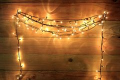 Free Fairy Lights Royalty Free Stock Images - 105391789