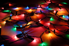 Fairy Lights Stock Photography