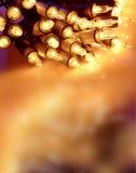 Fairy lights Royalty Free Stock Photo