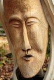 Fairy-like wooden figures Stock Photos