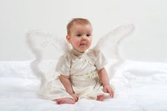fairy little Στοκ Φωτογραφία