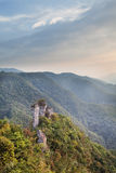 Fairy mountain in wulong, chongqing, china Royalty Free Stock Photography