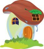 Fairy mushroom Stock Image