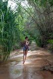 Fairy Ne Вьетнам Mui потока Стоковые Изображения RF