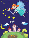 Fairy Or Princess Royalty Free Stock Photo