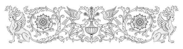 Fairy ornament vector Stock Photo