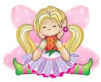 Fairy pequeno Imagem de Stock Royalty Free