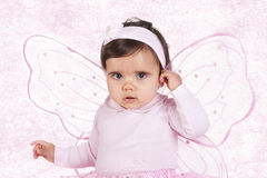 Fairy pink Royalty Free Stock Photo