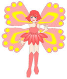 Fairy Butterfly wings Royalty Free Stock Image