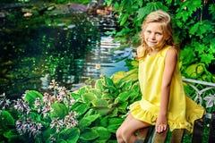 Fairy pond Royalty Free Stock Photo