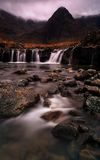 Fairy Pools Royalty Free Stock Photos