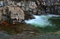 Fairy Pools Royalty Free Stock Photography