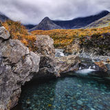 Fairy Pools Stock Images