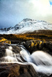 Fairy Pools Warefall Royalty Free Stock Image