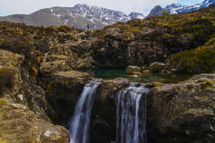 Fairy pools Royalty Free Stock Photo