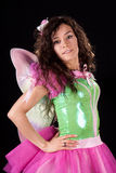 Fairy posing Stock Photo