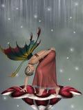 Fairy Stock Image