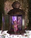 Fairy Rhea Royalty Free Stock Photography