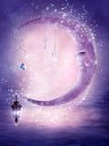 Fairy scenery 2 vector illustration