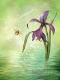 Fairy scenery 5 royalty free illustration
