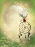 Fairy scenery 9 stock illustration