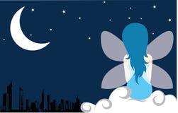 Fairy solo Fotografia Stock