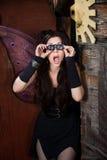 Fairy sorpreso Fotografia Stock