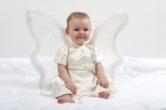 Fairy sorridente Immagini Stock