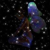 Fairy in stars Royalty Free Stock Photo