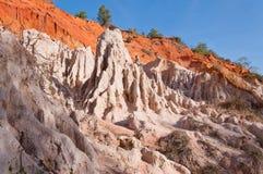 Fairy Stream Canyon. Mui Ne. Vietnam Royalty Free Stock Photography