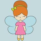 Fairy sveglio Fotografia Stock Libera da Diritti