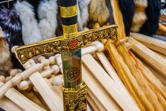 Fairy sword Stock Photography