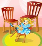 Fairy tale 01 Royalty Free Stock Image