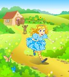 Fairy tale 08 Royalty Free Stock Photos