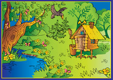 Fairy-tale. Stock Image
