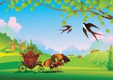 Fairy-tale. Stock Photo