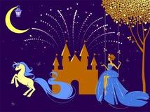 Fairy tale Royalty Free Stock Photo