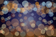 Fairy tale blurs bokeh background Stock Photos